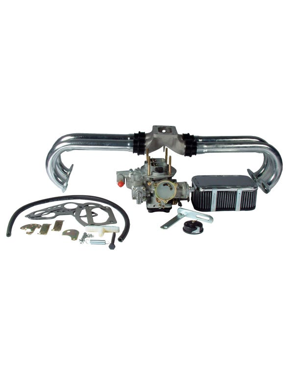 Weber Single 32/36 Progressive Carburettor Kit, Type 4