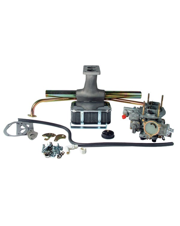 Weber Single 32/36 Progressive Carburettor Kit, Twin Port