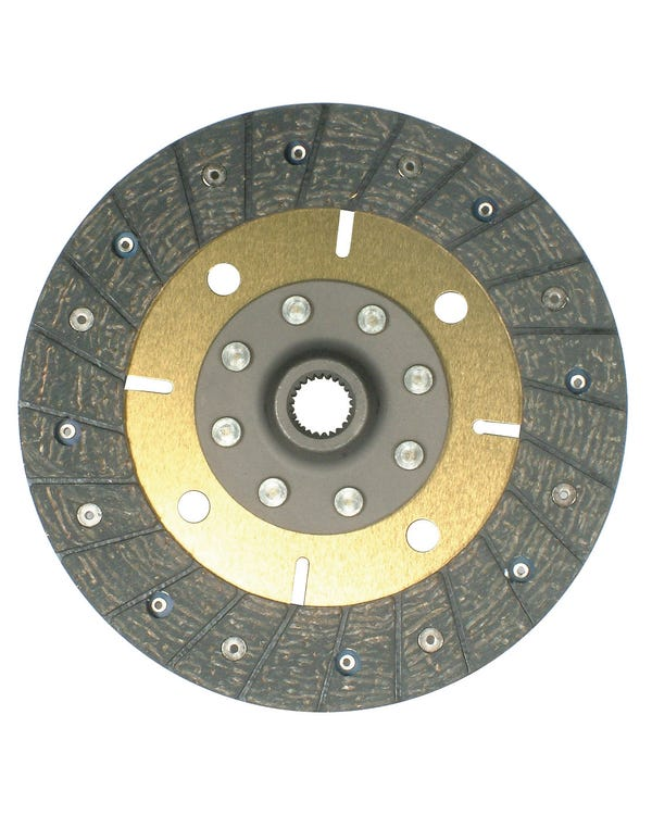 200mm Kush Lock Clutch Disc