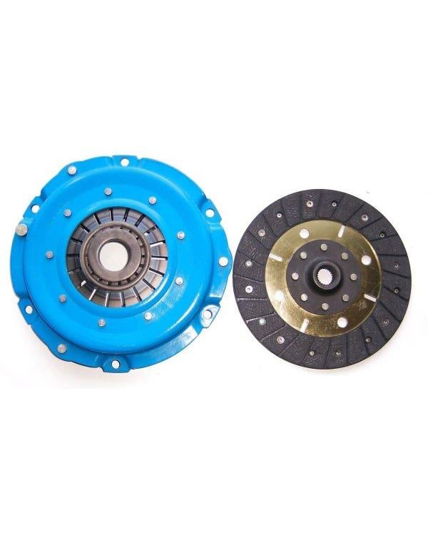 Placa de presión de embrague resistente de 200mm y disco