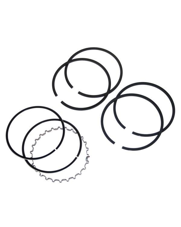 Piston rings, Total Seal full set, 90.5mm (1.5/2/4mm