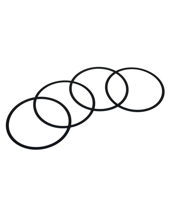 Scheibensatz, Zylinder 85,5/87, 0,010'' / 0,25 mm (4er-Satz)