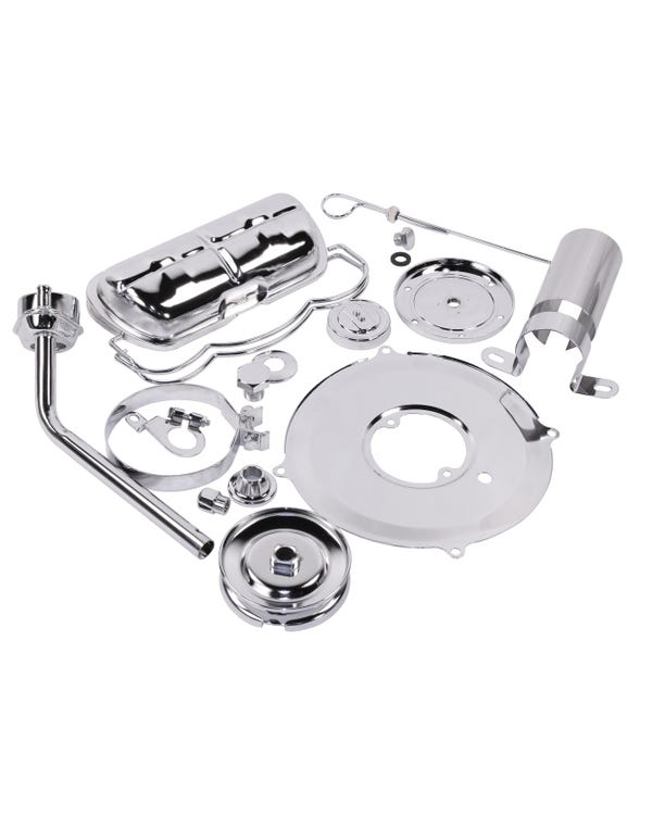 Kit embellecedor Motor, EMPI