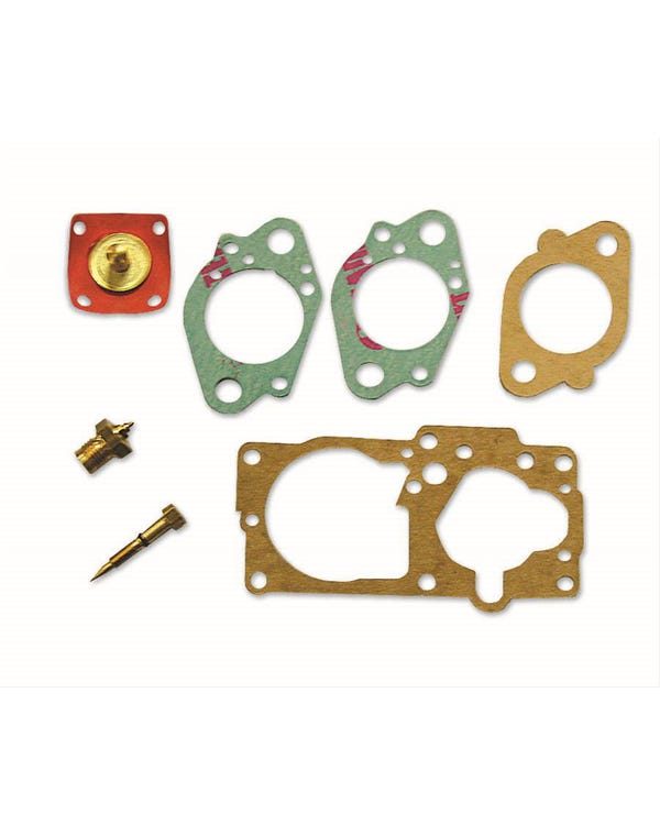 Carburettor Rebuild Kit for Scat & Solex