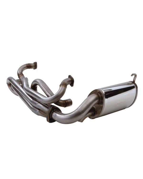 CSP Python Exhaust, Beetle, 38mm 13-1600cc