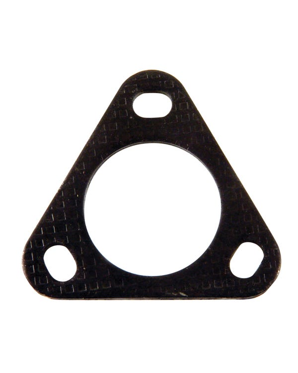 Triangular Metal Exhaust Flange