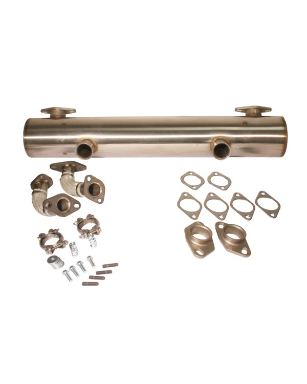 Vintage Speed Classic Exhaust System 1200-1600cc