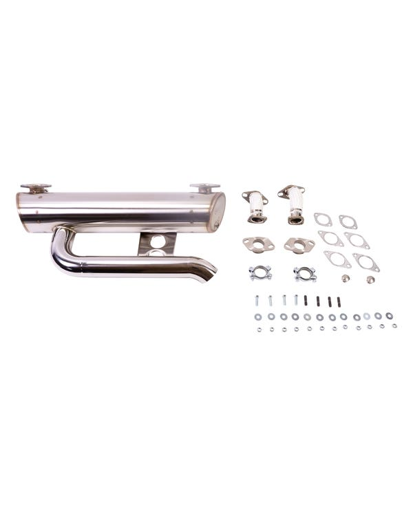 Vintage Speed Sports Exhaust System 1200-1600cc