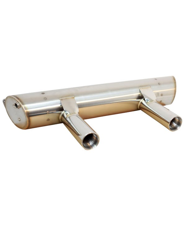 Vintage Speed Superflow Exhaust System 130mm