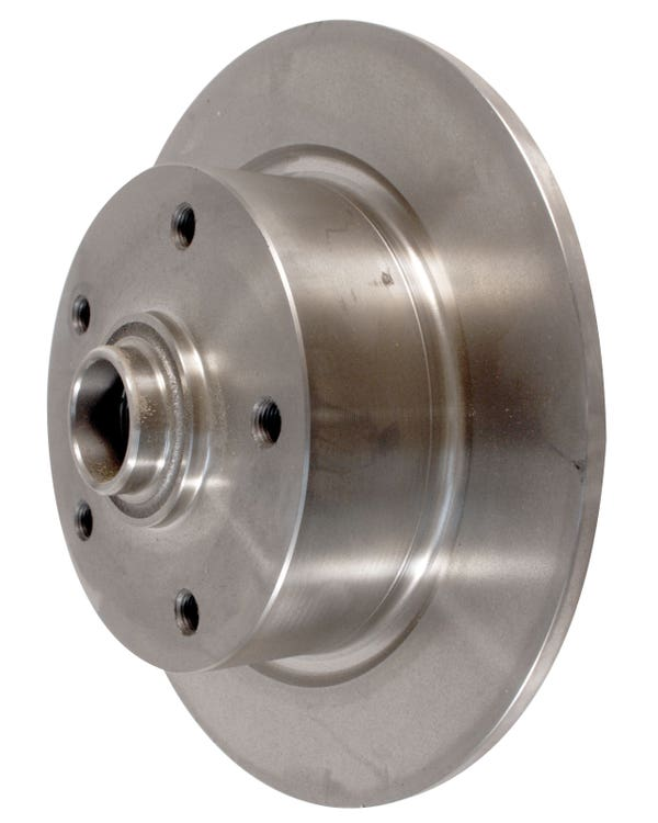 Front Brake Rotor with 5x130 Stud Pattern