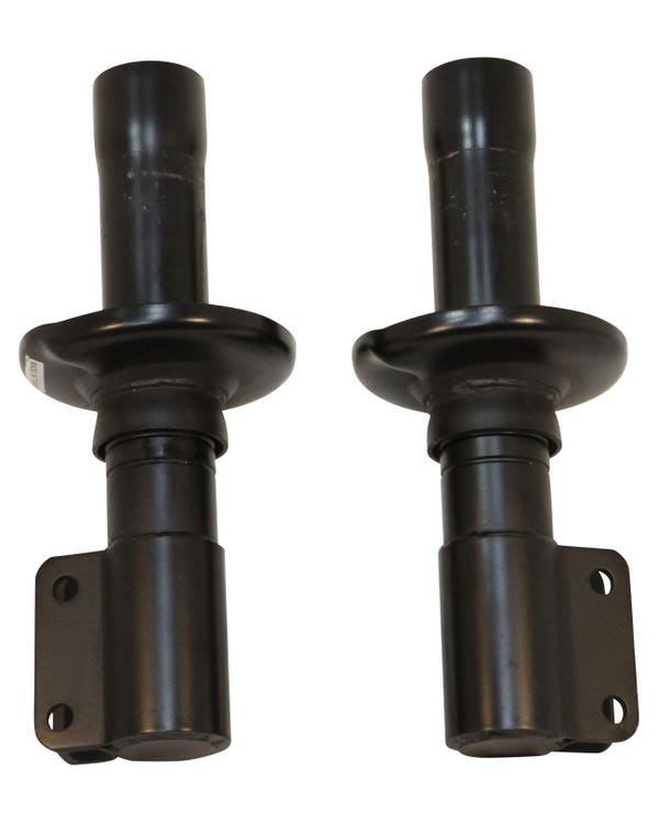 Front Suspension Adjustable Lowering Struts 1303 Pair