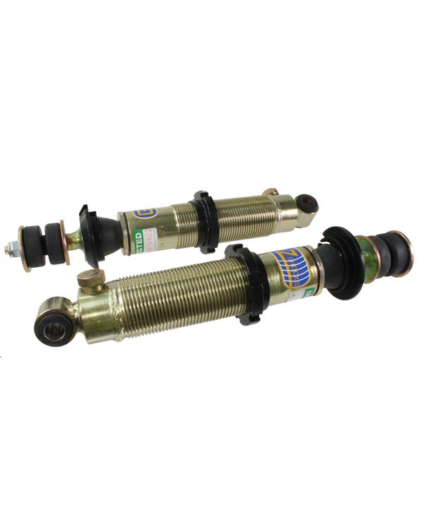 GAZ Front Suspension Coil Over 330mm Without Springs Pair