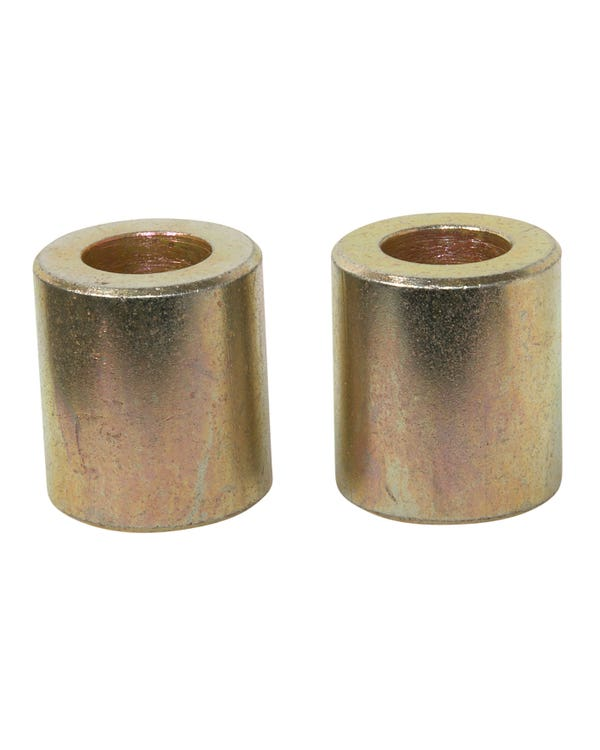 Front Axle Beam Spacers for Shock Absorbers