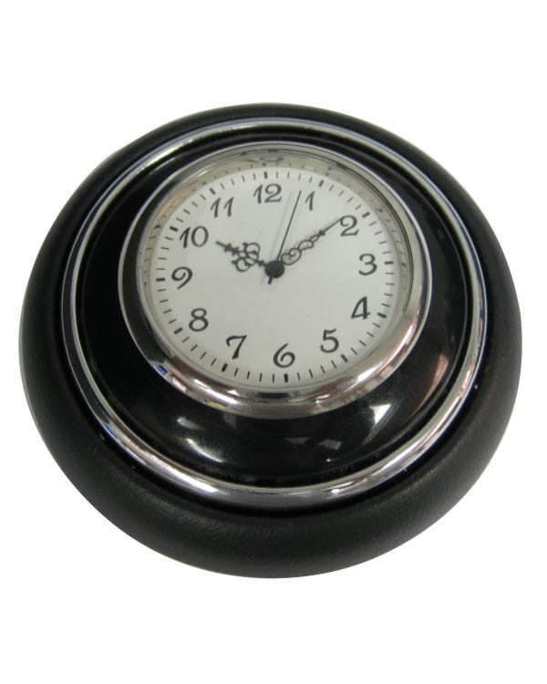 Steering Wheel Horn Push with Clock