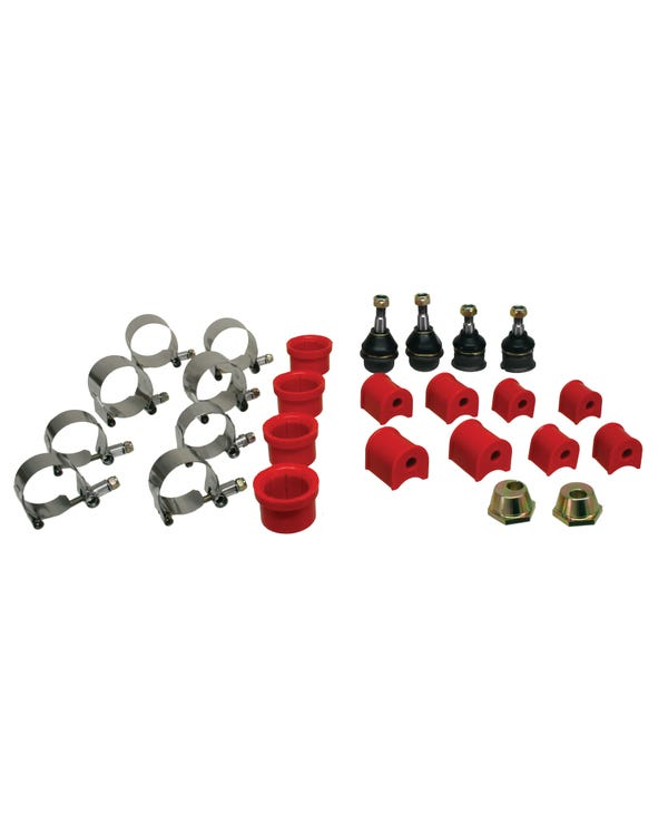 Performance Ball Joint Overhaul Kit for Lowered Vehicle