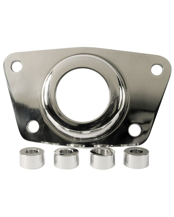 Stainless Steel Torsion Arm Covers Pair For Independent Rear Suspension