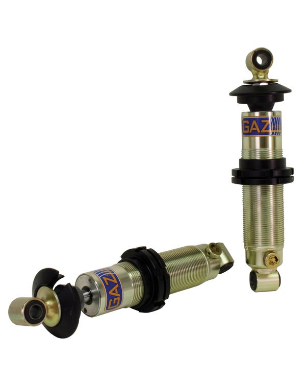 GAZ Coil Over Shock Absorber Double Loop 355/240 Pair