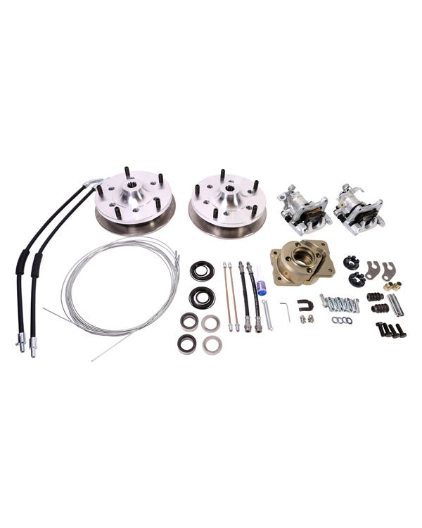 CSP Rear Disc Brake Kit for 5x205 Stud Pattern Straight Axle Conversion