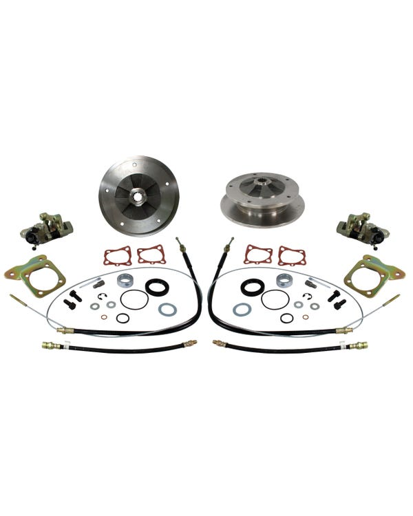 EMPI Rear Disc Brake Kit for 5x205 Stud Pattern