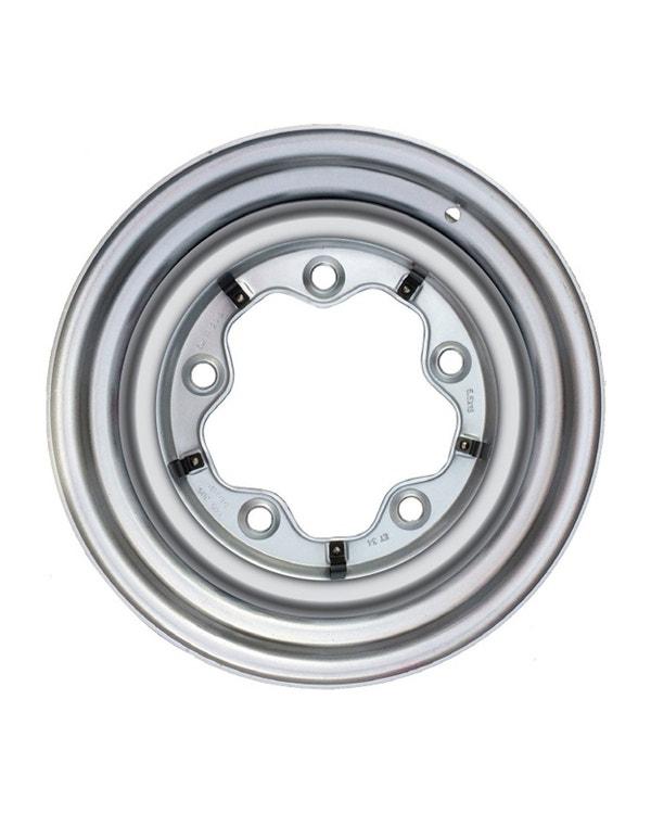 Stahlrad im Smoothie-Stil, 4.5JX15, 5X205, ET32