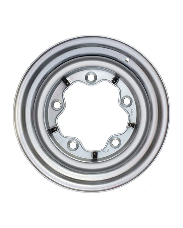 "Steel Wheel Smoothie Style, 4.5Jx15"", 5x205 Stud Pattern, ET32"