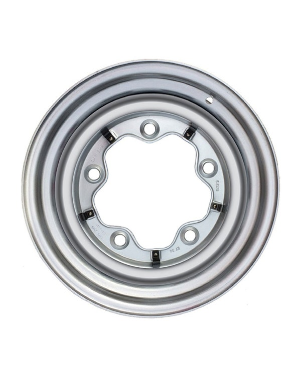 Steel Wheel Smoothie Style, 5.5JX15, 5X205, ET15