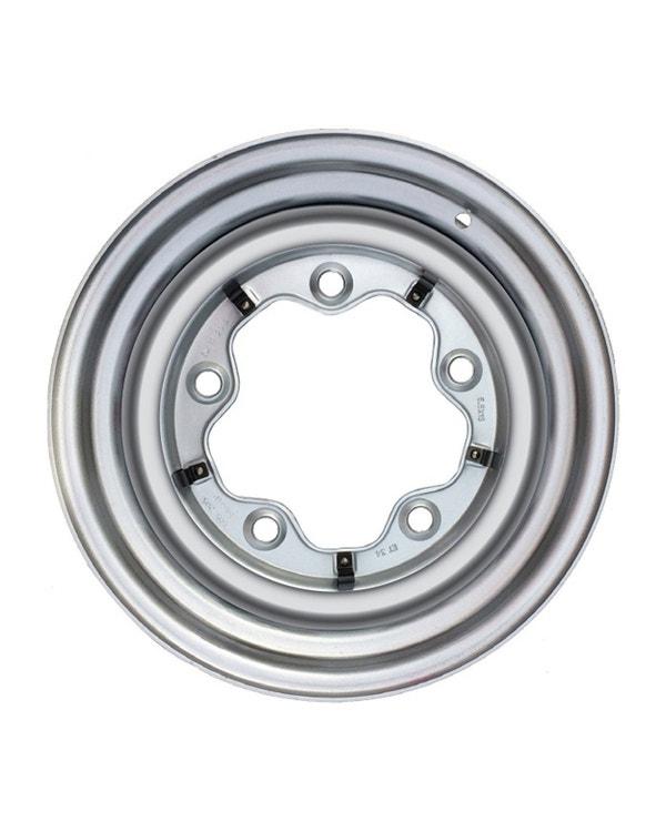 "Steel Wheel Smoothie Style, 5.5Jx15"", 5x205 Stud Pattern, ET25"