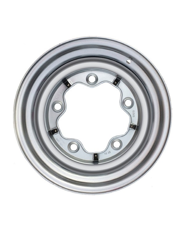 Steel Wheel Smoothie Style, 5.5JX15, 5X205, ET34