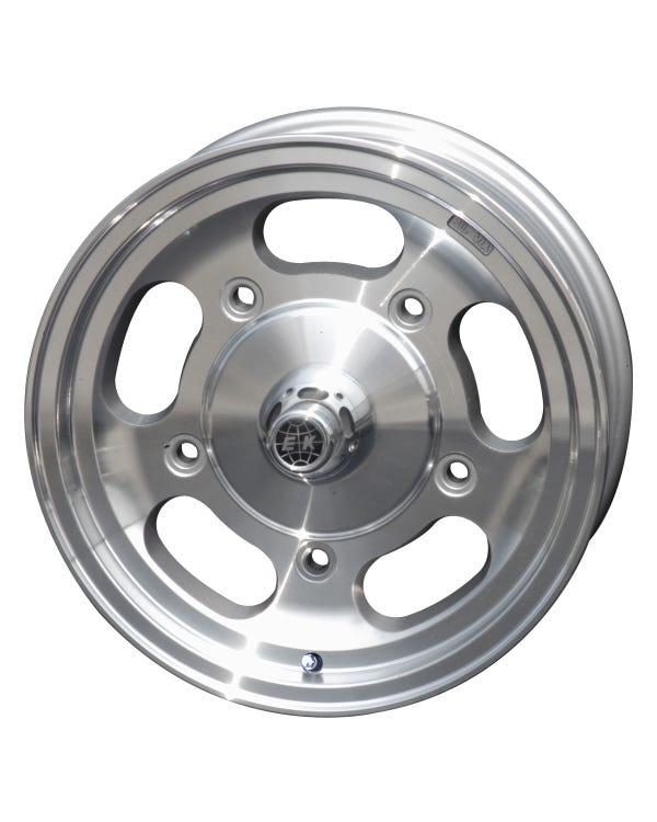 Flat4 Enkei Dish Alloy Wheel 5.5Jx15'' with 5x205 Stud Pattern