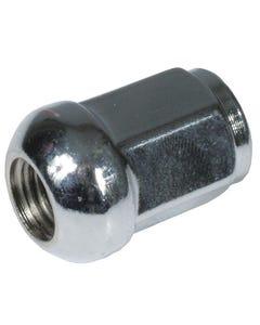 Wheel Nut M14x1.5 35mm Radiused