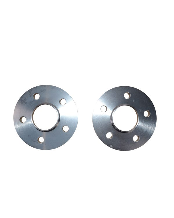 Wheel Spacers 15mm TUV Approved 5x112