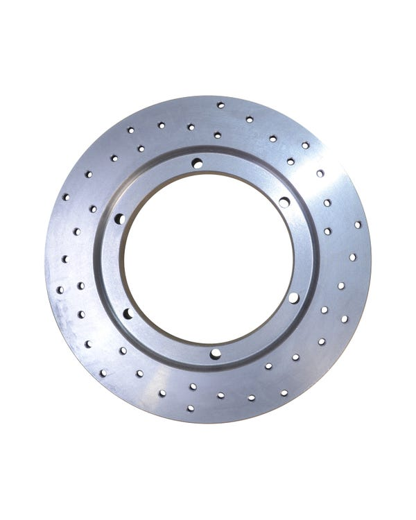 CSP Cross Drilled Rear Brake Disc 5x205 Left