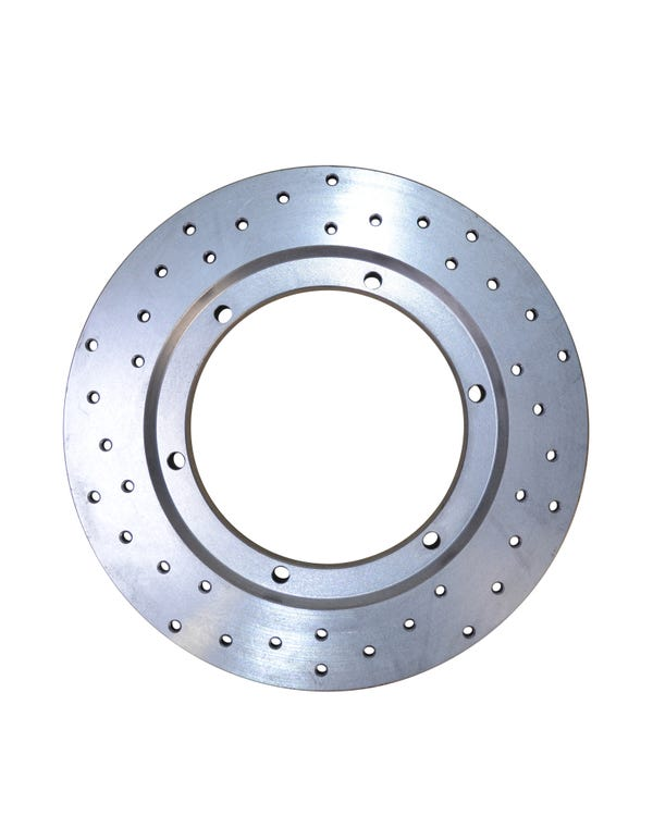 CSP Cross Drilled Rear Brake Disc 5x205 Right