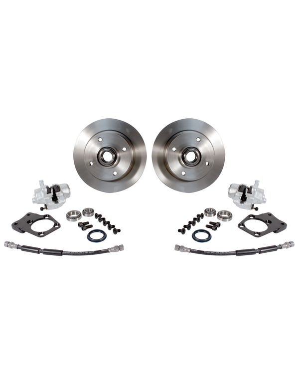Front Disc Brake Conversion Kit with 4x130 Stud Pattern for 1302/3