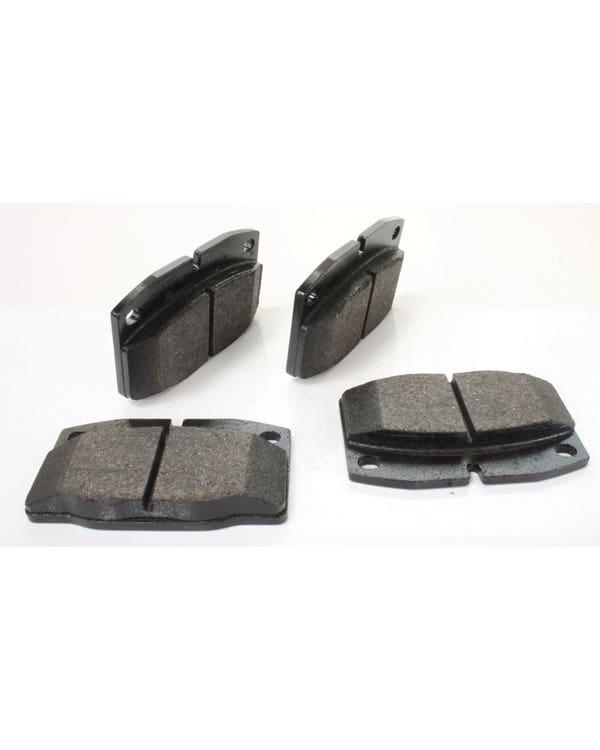 CSP Brake Pad Set, Front