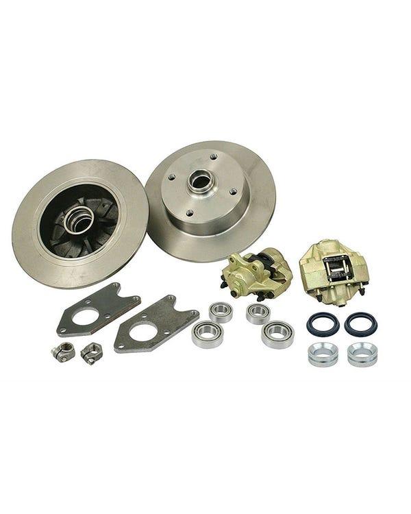 Front Disc Kit 4/130 T1 >65 for standard K&L spindle EMPI