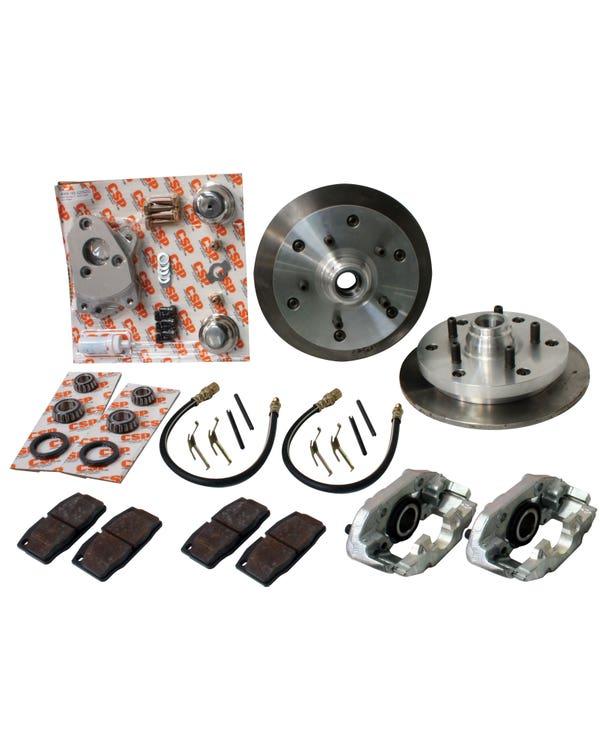 CSP Front Disc Brake Kit with 5x130 Stud Pattern