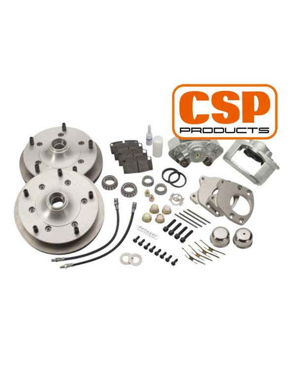 CSP Front Vented Disc Brake Kit with 5x205 Stud Pattern