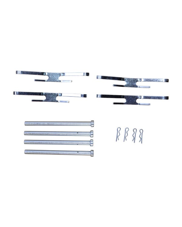 Brake Pad Fitting Kit For CSP Vented Kit Pre Oct 2015