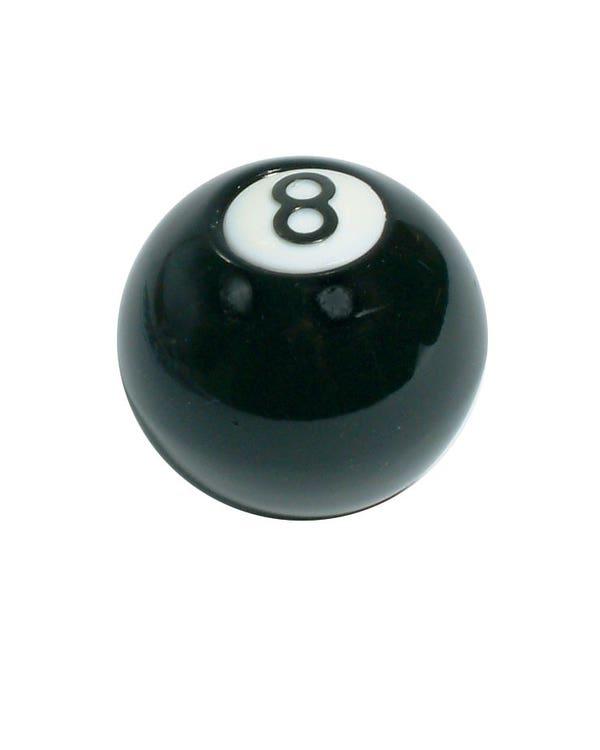 """Schaltknauf, """"8-Ball"""""""