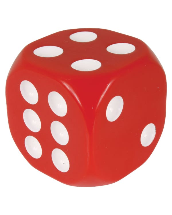 Red Dice Gear Knob