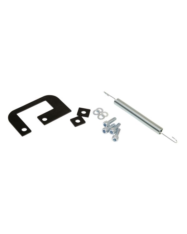 Accelerator Pedal Linkage for Right Hand Drive