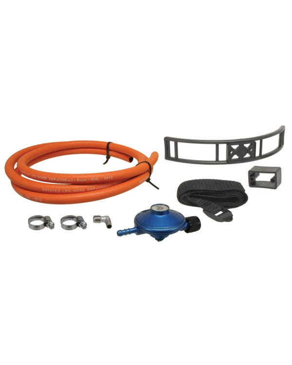 Butane Camping Gaz Fitting Kit for Propex Heatsource