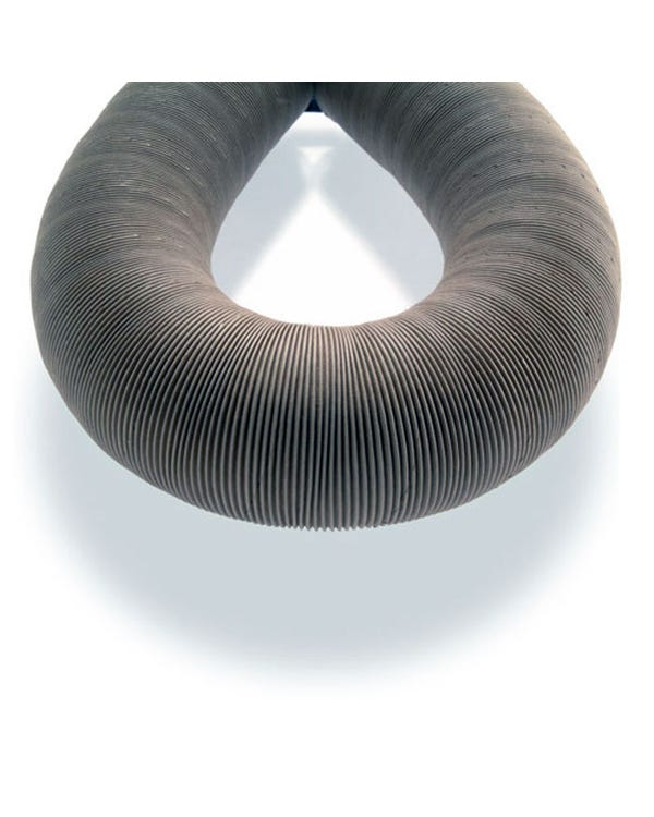 Hot Air Flow Ducting 60mm for use with Propex heat source