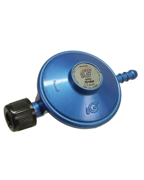 Butane Gas Regulator for 901, 904, 907 Camping Gaz Bottle