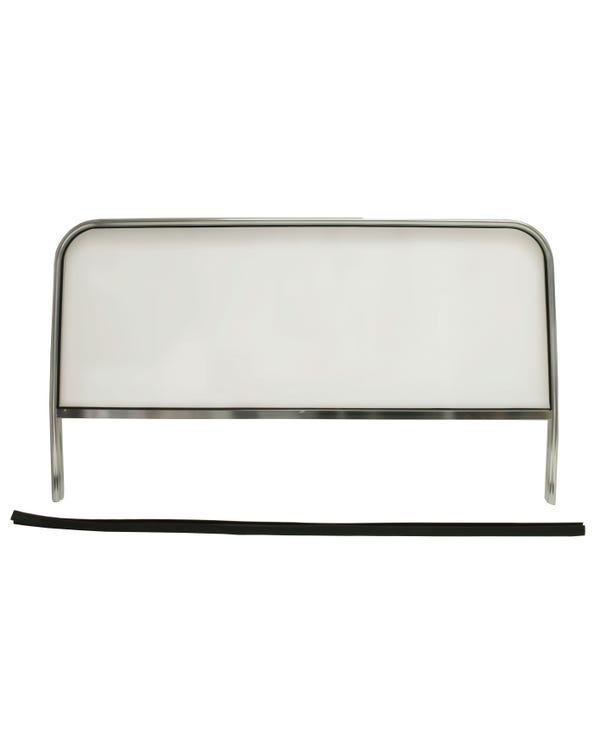 Buggy Windscreen 425mm Tall