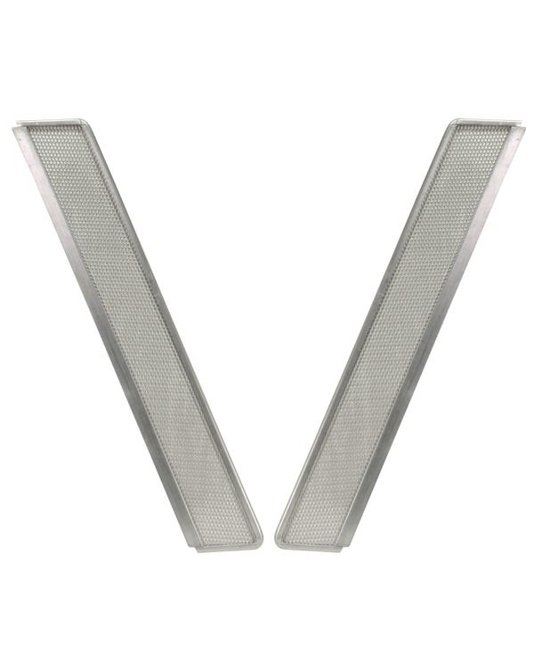 Window Vent Mesh Trims