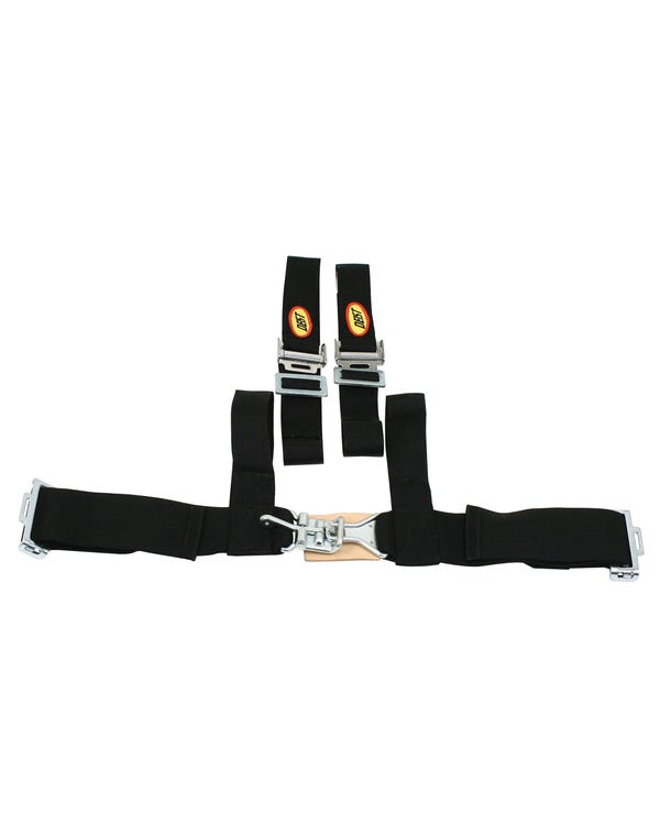Deist 4 Point Harness including Lap Belt with Quick Release Catch