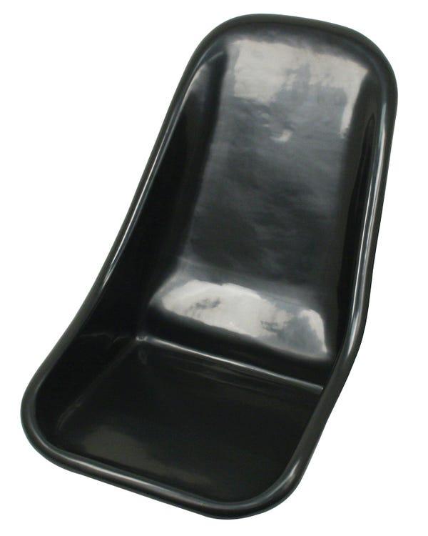 Seat plastic low back