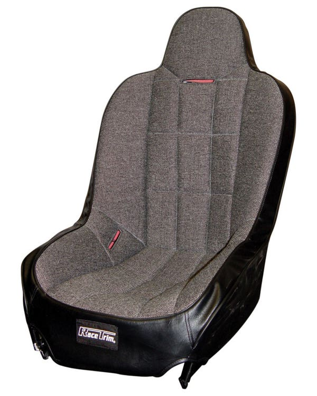 Race Trim Seat in Grey Cloth